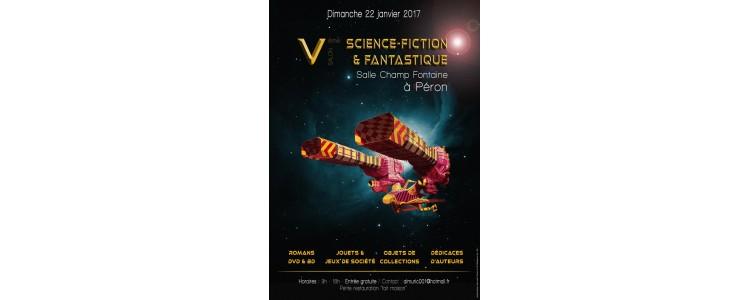 5ème Salon SF & Fantastique de Péron