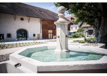 EURL Bruno VÉROT : Rénovation de la fontaine du Chatelard à Ferney-Voltaire